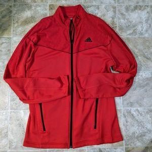 Adidas Climawarm Men Jacket Zipper Pockets Medium